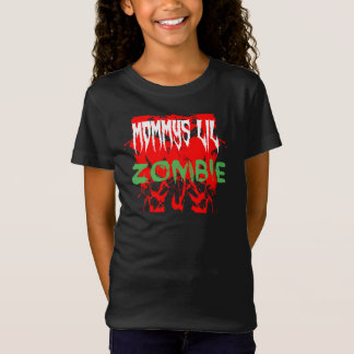 Mommy's Little Zombie T-Shirt
