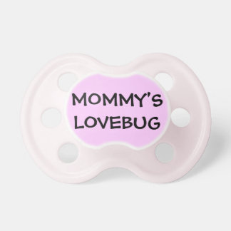Mommys Lovebug Pacifier