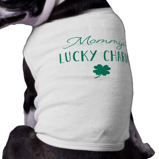 Mommy's Lucky Charm | Cute St. Patrick's Day Shirt