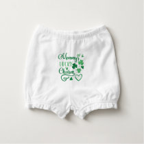Mommys Lucky Charm Diaper Cover