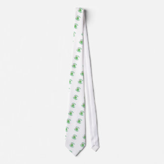 Mommy's Lucky Charm Neck Tie