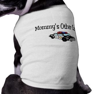 Mommy's Other Car Dog Tshirt