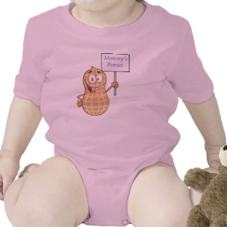 Mommy's Peanut Romper