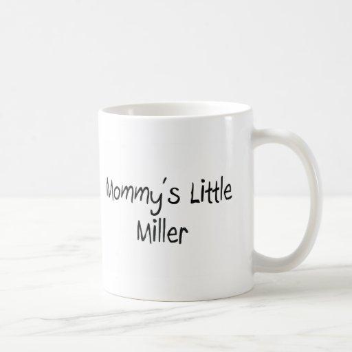 Mommys pequeño Miller Taza Básica Blanca