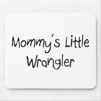 Mommys pequeño Wrangler Tapetes De Ratones