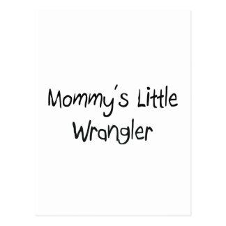 Mommys pequeño Wrangler Postal