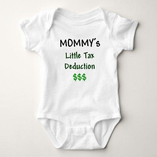 Mommys poca deducción fiscal playera