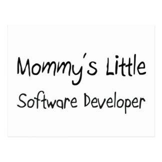 Mommys poco analista de programas informáticos postal