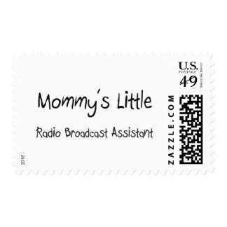 Mommys poco ayudante de la emisión de radio envio