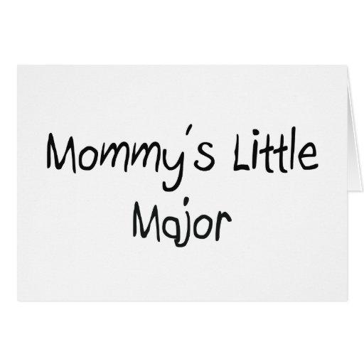 Mommys poco comandante felicitacion