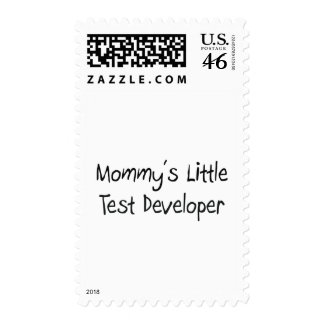 Mommys poco desarrollador de la prueba