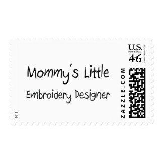 Mommys poco diseñador del bordado