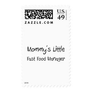 Mommys poco encargado de los alimentos de sello