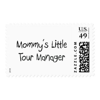 Mommys poco encargado del viaje sellos