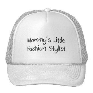 Mommys poco estilista de la moda gorras de camionero