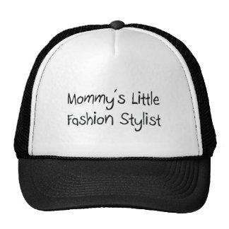 Mommys poco estilista de la moda gorros