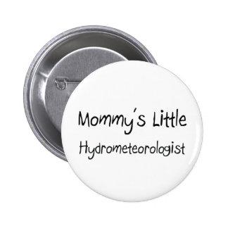 Mommys poco Hydrometeorologist Pins