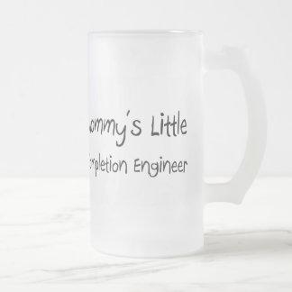 Mommys poco ingeniero de la realización taza