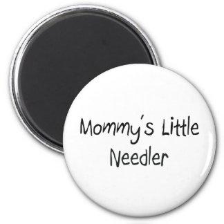 Mommys poco Needler Imán Redondo 5 Cm