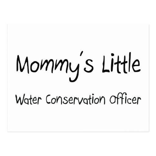 Mommys poco oficial de la protección de agua postal