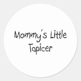 Mommys poco Tapicer Etiquetas