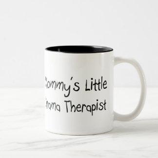 Mommys poco terapeuta del drama tazas de café