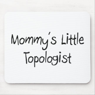 Mommys poco Topologist Alfombrilla De Ratones