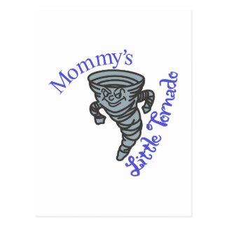 Mommys poco tornado postales
