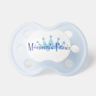 Mommy's Prince Baby Pacifier