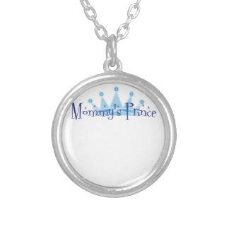 Mommy's Prince Custom Necklace
