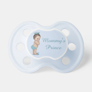Mommy's Prince Vintage Baby Pacifier