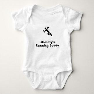 Mommy's Running Buddy Shirt