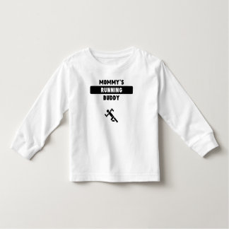 Mommy's Running Buddy T-shirts