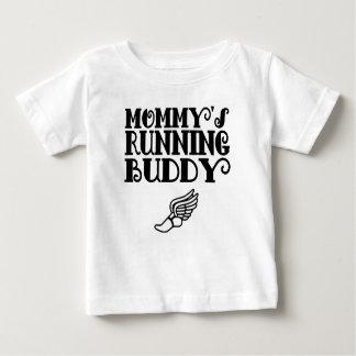 Mommy's Running Buddy Tshirts