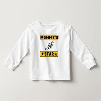 Mommy's Running Star Tee Shirts
