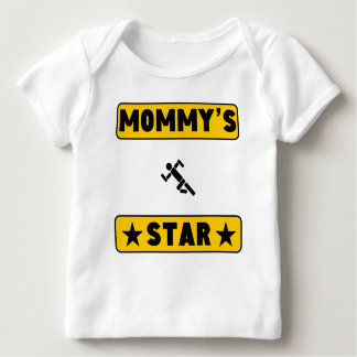 Mommy's Running Star Tshirt