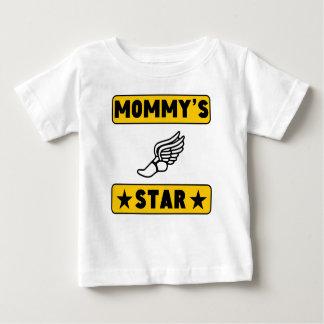 Mommy's Running Star Tshirts