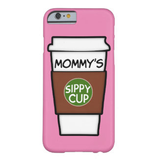 Mommy's Sippy Cup funny coffee Phone case