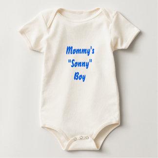 """Mommy's""""Sonny"""" Boy Baby Bodysuit"""