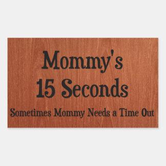 Mommy's Sticker