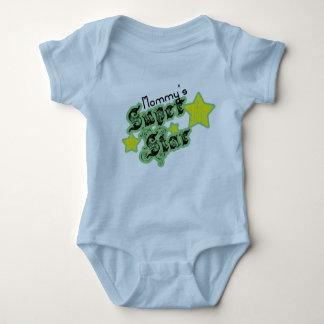 Mommy's Super Star Infant Creeper
