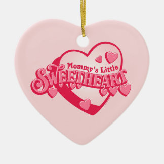 Mommy's Sweetheart Ornament