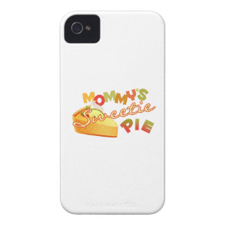 Mommy's Sweetie Pie iPhone 4 Case-Mate Cases