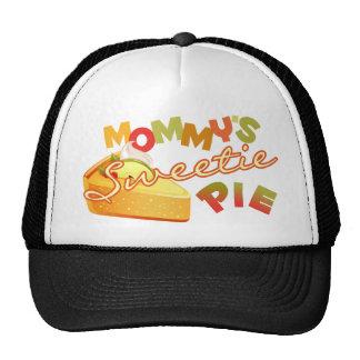 Mommy's Sweetie Pie Trucker Hat