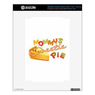 Mommy's Sweetie Pie NOOK Skin