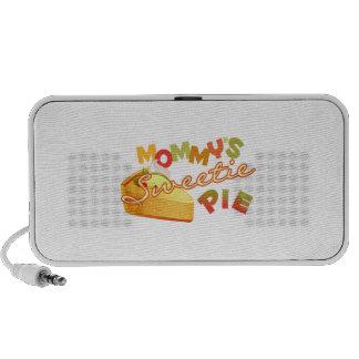 Mommy's Sweetie Pie Travel Speakers