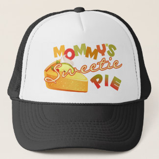 Mommy's Sweetie Pie Trucker Hat