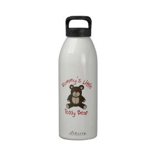 Mommys Teddy Bear Water Bottle
