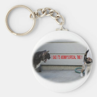 MOMMY'S TIME KEYCHAIN