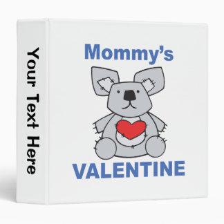 Mommy's Valentine Binder